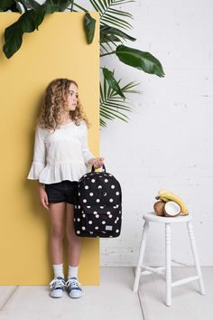 Polka dot bags from Herschel Supply for spring/summer kidswear 2016 Source by fashion photography Kids Fashion Photography, Summer Photography, Children Photography, Professional Photography, Kids Studio Photography, Fashion Design For Kids, Fashion Kids, Trendy Fashion, Dots Fashion