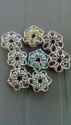 Captured Beads