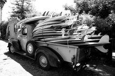 Cool surf truck