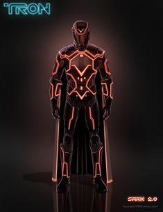 Tron: Sark 2.0 by *timshinn73 on deviantART