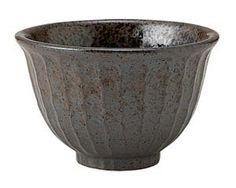 【楽天市場】蒼月 しのぎ飯碗 和食器 飯碗 茶碗 茶碗 日本製 美濃焼 業務用 26-449-126-ra:陶器屋プロ
