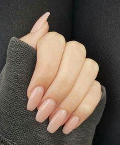 nails natural look manicures ~ nails natural look . nails natural look gel . nails natural look acrylic . nails natural look short . nails natural look manicures . nails natural look with glitter . nails natural look almond . nails natural look simple Hair And Nails, My Nails, Bridesmaids Nails, Bridesmaid Nails Acrylic, Nagel Gel, Cute Acrylic Nails, Light Pink Acrylic Nails, Clear Acrylic, Light Colored Nails