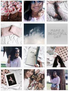 Meu feed no instagram