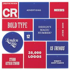Creative Review #magazine #covers