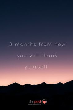Start today and thank yourself in 3 months time. Learn now how to make your January weight loss journey count this year. #weightloss #loseweight #losingweight #fatloss #losepounds #health #fitness #healthylifestyle | www.thinkingslimmer.com/