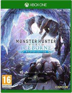 Monster Hunter World Iceborne Master Edition (Xbox One) Nintendo Switch Fifa, Nintendo Switch Case, Ps4, Playstation, Nintendo Switch Animal Crossing, Kirby Nintendo, Monster Hunter World, Kawaii Cute, Resident Evil
