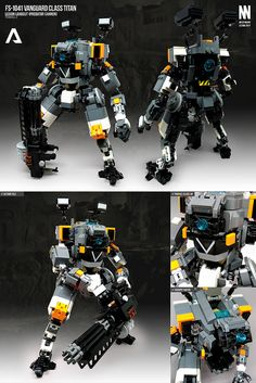 We all love a good LEGO Gundam or Macross mecha, but LEGO builders everywhere are also creating excellent models of their own designs.