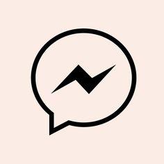 Iphone App Design, Ios Design, App Icon Design, Messenger Iphone, Apps, Iphone Novo, Whatsapp Logo, App Store Icon, Iphone Homescreen Wallpaper