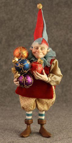 Elf Bob by Kat Soto 2014