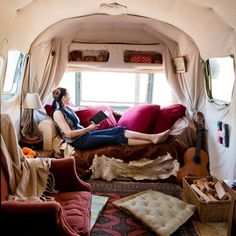 if i only had an airstream...