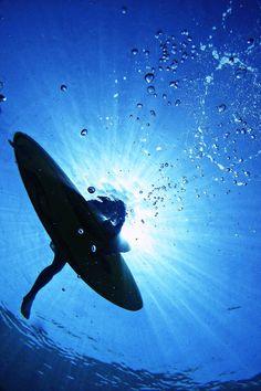 La foto de surf de tamboyle