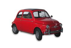 Dante Giacosa - 500 Fiat