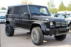 Mercedes G Wagen, Mercedes 190, 4x4, Sport Truck, Benz G, G Class, Weird Cars, G Wagon, Car Wheels