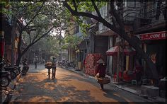 hanoi old quarter - Google Search