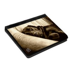 Dilly Creases - Faux Leather Ipad Mini Case