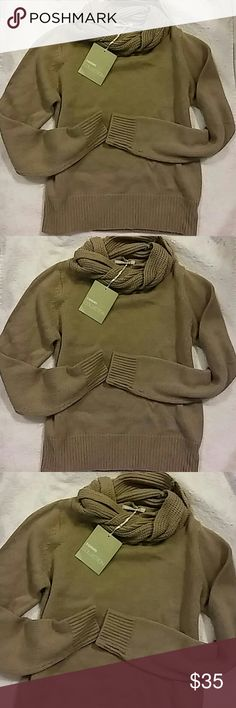 3 Suisses Collection Sweater Sz 42/44 New 3 Suisses Sweaters