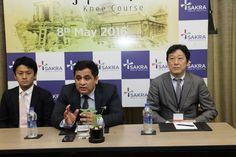 Sakra World Hospital Organises India's First Indo-Japanese Knee CourseHealth, Hospital, Indo Japanese Knee Course, Knee, Sakra World Hospital http://www.pocketnewsalert.com/2016/05/Sakra-World-Hospital-Organises-Indias-First-Indo-Japanese-Knee-Course.html