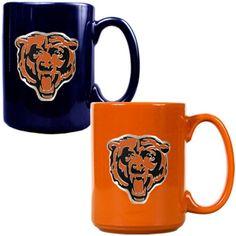 NFL Chicago Bears Two Piece Ceramic Mug Set - Primary Logo Great American Products http://www.amazon.com/dp/B0050QPI9M/ref=cm_sw_r_pi_dp_MIoFub1FASDTQ
