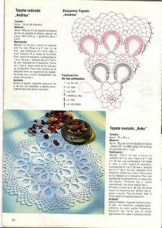 Diy Crafts - Kira scheme crochet: Scheme crochet no. Filet Crochet, Mandala Au Crochet, Crochet Sunflower, Crochet Doily Patterns, Crochet Chart, Crochet Books, Crochet Home, Thread Crochet, Love Crochet