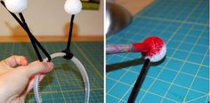 make a ladybug costume