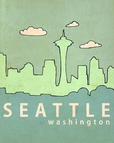 Seattle- The Emerald City