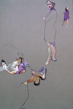 "Saatchi Art Artist: Cristina Troufa; Mixed Media 2011 Painting """"Evolução"" (evolution)"""