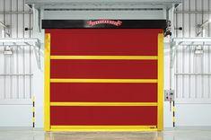 High Speed Fabric Doors 992