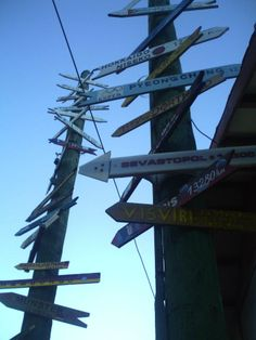 Cerro la cruz, Punta Arenas