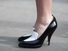 London Fashion Week Street Style F/W 2012, Day 4