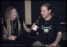 Jonne Järvelä and Ville Sorvali