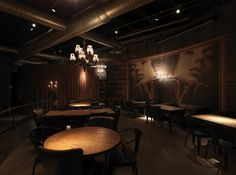 Sagamor lounge bar & restaurant by Andrea Langhi, Bergamo - Italy