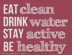 Healthy Living What exactly is clean eating? If you've ever wanted to try eating clean, check out these 7 simple steps to get started. - Clean eating will transform your body, and is easier than you think! Fitness Motivation Pictures, Fitness Quotes, Fitness Tips, Fitness Plan, Health Motivation, Exercise Motivation, Workout Quotes, Motivation Boards, Body Quotes