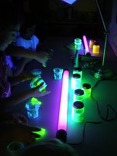 mad scientist kids party