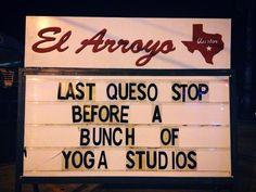 Never change, Austin