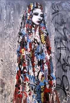 New Works by Hush @ 941 Geary Gallery (San Francisco) | Ozarts Etc