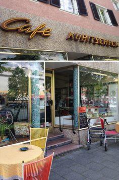 Café Kubitscheck in München via Ein Stück vom Glück