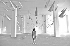 50 Singapore Artists for by Sonia Kolesnikov-Jessop (image Origami, Plane Photos, Installation Art, Art Installations, Sculpture Art, Singapore, Blog, Gallery, Paper Planes