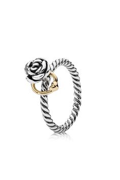 Pandora ring for a loved one. #MyPandora Pandora At Jackson Diamond Jewelers in Enid, Oklahoma