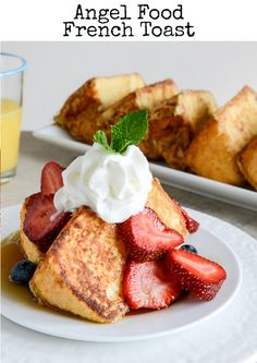 31 Life-Changing Ways To Eat French Toast via Buzzfeed  THIS WILL BE EASTER BREAKFAST IN MY HOUSE! WOW!