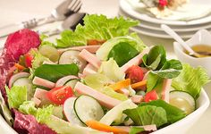 Receita Salada Festiva