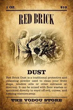 Dusts & Powders : The Vodou Store Hoodoo Spells, Magick Spells, Witchcraft, Gypsy Spells, Wiccan Witch, Auras, Paranormal, Reiki, Voodoo Hoodoo