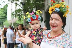 """Humans of New York """"Just trying to raise a girl in a sexist world. Frida Kahlo Costume, Humans Of New York, Birds And The Bees, Meeting New People, Body Image, Baby Love, Girl Power, Raising, Brazil"""