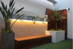 静岡市 モダンリゾート バルコニーガーデン Shizuoka, Back Gardens, Garden Planning, Balcony, Terrace, Maine, Cozy, Seasons, Plants