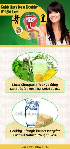 We all know that, it is sometimes difficult to maintain a healthy body weight, but it is tougher to #LoseWeight. Hence we are providing you the guidelines for #HealthyWeightLoss. It will definitely lead to your healthy lifestyle habits.