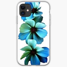 phone case with beautiful flowers Dino Kids, Ducky Duck, Flower Graphic, Sky Art, High Five, Happy Smile, Art Boards, Blue Flowers, Cute Dogs