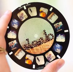 "Reelagram:  It takes your Instagram photos and turns them into those old ""slide wheels"" for a Viewmaster!  :)"