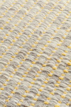 NEW IN: Marvel Beige Yellow Rug (texture close up), a hand-woven beige & yellow modern wool rug (100% wool, hand-woven, 4 sizes) http://www.therugswarehouse.co.uk/modern-rugs3/hanoi-rugs/marvel-beige-yellow-rug.html