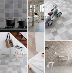 Afbeeldingsresultaat voor vierkante tegeltjes vloer kleur