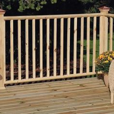 2 In. X 2 In. X 36 In. Wood Pressure-treated Square End Baluster (16-pack)