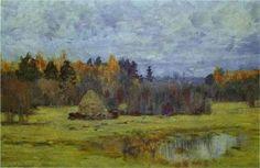 Late Autumn by Isaac Levitan